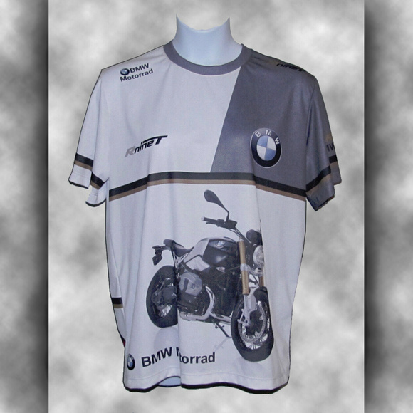 BMW Other - BMW MOTORRAD Rninet Nylon Jersey/T-Shirt